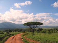 Interesting Facts About Kenya: Kenya Landscape