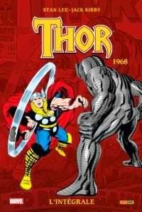 L'intégrale 1968 de Thor par Stan Lee et Jack Kirby.