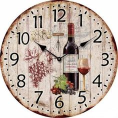 Clock, Wall, Pictures, Home Decor, Watch, Photos, Decoration Home, Room Decor, Clocks