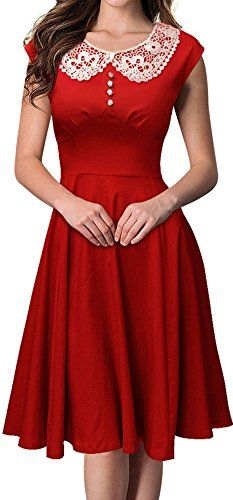 Women 1950s Vintage Rockabilly Circle Party Evening Swing Dress Kwok http://www.amazon.com/dp/B016IT6ZT6/ref=cm_sw_r_pi_dp_ujCOwb161JXS9