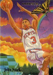 1994-95 Fleer Pro-Visions #2 John Starks by Fleer. $0.39. 1994 Fleer Inc. trading card in near mint/mint condition, authenticated by Seller