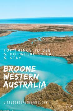 Australia Destinations, Australia Travel Guide, Holiday Destinations, Travel Destinations, Broome Western Australia, Beach Tops, Travelling Tips, Top Hotels, Plan Your Trip
