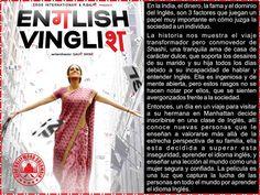 Cine Bollywood Colombia: ENGLISH VINGLISH