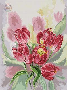 Gallery.ru / Фото #6 - uuu - ergoxeiro / bukiet tulipanów 1/6