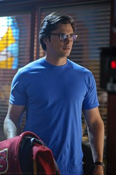 Tom Welling (Clark Kent)  in 'Smallville' (Homecoming Episode)