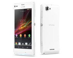 """Sony เคาะค่าตัว """"Xperia L"""" ราคา 9,990 บาท สมาร์ทโฟนหน้าจอ 4.3 นิ้ว, ซีพียู Dual core 1GHz"""