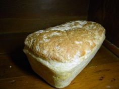 English Muffin Bread -
