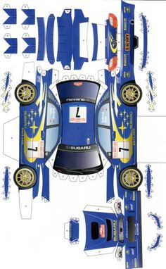 Instructions for Tamiya Subaru Impreza WRC 2001 model? Description from forums.nasioc.com. I searched for this on bing.com/images
