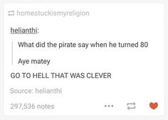 tumblr pun go to hell clever                                                                                                                                                                                 More