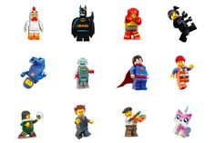 Facebook Lego stickers are here. Hooray!