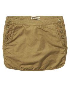 Safari Inspired Skirt - Scotch