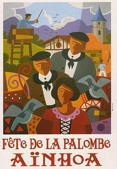 Ainhoa ~ Pyrénées-Atlantiques _______________________________France ~ Francia ~ Frankrijk