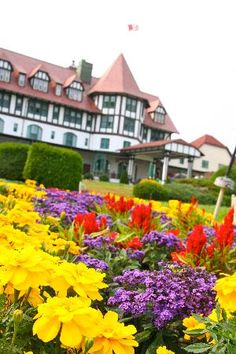 Favourite Vacation place. Hopefully going in July!  The Algonquin, New Brunswick, Canada #McCainAllGood
