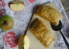{österreichische Spezialitäten} Apfelstrudel mit selbstgemachtem Blätterteig – My F(l)avourites