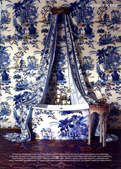 ☆Elysian blue & white Interiors