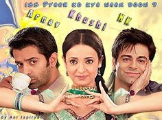 There is no true love without jealousy Arnav Singh Raizada, Shrenu Parikh, Arnav And Khushi, Soap Opera Stars, Sanaya Irani, Jealousy, Film Movie, In A Heartbeat, Human Body