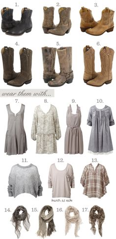 Searching: Perfect Cowboy Boots | Brunch at Saks