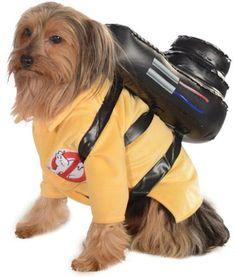 Ghostbusters Pet Costume
