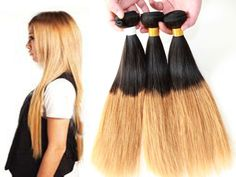 Hot Sale silky Straight Hair Unprocessed BRAZILIAN True Hair Extensions 3pcs/lot #WIGISS #HairExtension