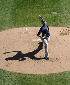 David Price #14 of the Tampa Bay Rays pitches against the Chicago White Sox in the second inning on September 30, 2012
