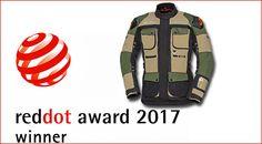 iXS Motorcycle Fashion ausgezeichnet: Red Dot Award 2017 Das Montevideo III Motorrad Jacken-Konzept von iXS wurde im Herbst in der Kategorie 'Travel' mit dem Red Dot Award 2017 'Winner' ausgezeichnet https://www.atv-quad-magazin.com/ixs-motorcycle-fashion-ausgezeichnet-red-dot-award-2017/ #reddotaward #ixs #bekleidung #preis #auszeichnung #atvquadmagazin
