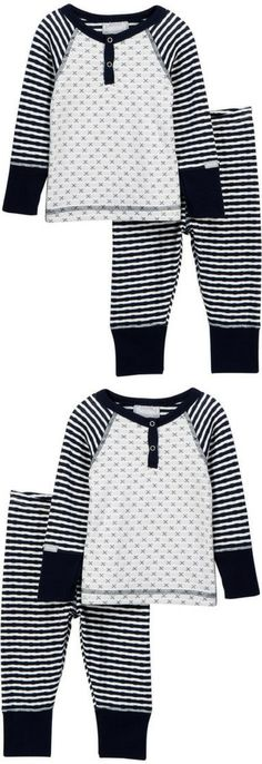 Adorable Coccoli Double Knit Top & Pants Set (Baby Boys) #babyclothes #babyboy #ad #boyfashion