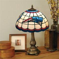 New England Patriots Tiffany Table Lamp