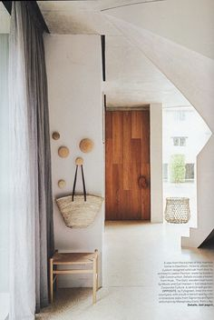 Vogue Living October 2013 | A 1888 Mansion is rescued and gifted with modern relevance inside it's vignette rooms featuring our Mutto Dots & Brass Smed Stool. http://www.greatdanefurniture.com/Danish-Furniture/The-Dots-Coat-Hooks---Pack-of-Five.aspx
