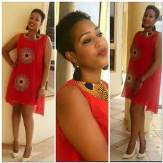 Latest Ankara Dress Styles - Loud In Naija African Print Dresses, African Print Fashion, Africa Fashion, African Fashion Dresses, African Dress, Fashion Prints, African Outfits, Fashion Styles, African Attire