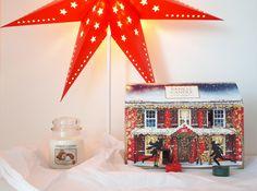 maison de l'Avent Yankee Candle Noël
