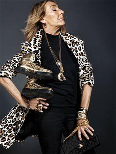 Carlyne Cerf De Dudzeele | models.com MDX