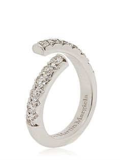 MAISON MARTIN MARGIELA JEWELRY ALLIANCE RING $ 7029.00