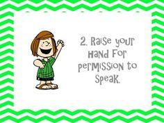 Peanuts Gang Themed Classroom Rules Book - Whole Brain Teaching Snoopy Classroom, Sports Theme Classroom, Classroom Rules, Classroom Design, Future Classroom, School Classroom, Classroom Organization, Classroom Management, Classroom Ideas