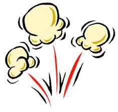 102 best popcorn images images on pinterest clip art rh pinterest com  popcorn kernel clipart free