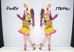 Gwen Stefani - Elle UK October 2012