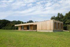 Cajthamlová Markéta Architektka: Domek v Buši: