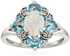 15 Best Opal Rings 2017 – Buyer's Guide – Athena Jewelry – Best Jewelry Reviews