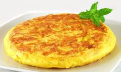 Omelette | How To Make A Spanish Omelette - SuiteLife