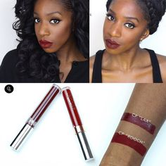 #KaePop Rooch vs @colourpopcosmetics LAX. Rooch has definitely become one of my favorite lippies  its perf! #CocoaSwatches #makeup #colourpopcosmetics #colourpop @karrueche #makeup #makeuplover #makeuptutorials #wocmakeuo #darkskinmakeup #beauty #bblogger #beautyblogger #motd #mua by cocoaswatches