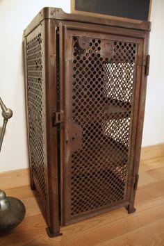 Rowac workshop cabinet #design #industrial #classic #interior #furniture #craftmanship #craft