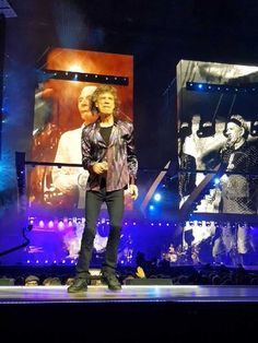 Stockholm 12-10-2017 The official Rolling Stones app