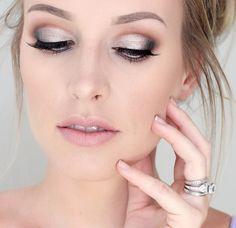Makeup Tools – Here's What You Need To Get That Perfect Look – Makeup Advice Beauty Makeup, Eye Makeup, Hair Makeup, Colorful Makeup, Simple Makeup, Bridal Makeup, Wedding Makeup, Makeup For Green Eyes, Makeup Essentials