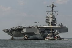 The USS Gerald R. Ford was scheduled for completion in September 2015, but issues arose with its advanced systems and technology.