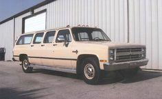 stretch 1986 suburban