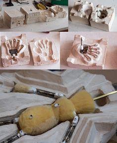 Monkey in progress Clay Animation, Animation Stop Motion, Create Animation, Animation Reference, Armature Sculpture, Sculptures, Sculpture Art, Stop Motion Armature, Coraline