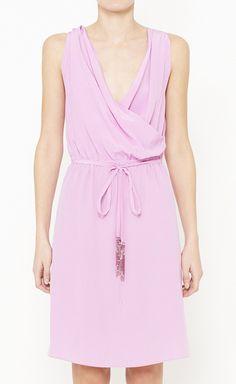 Emilio Pucci Firenze Pink Dress | VAUNTE