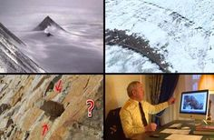 REVELAÇÕES: Oficial do Exército Russo Eugene Gavrilov revela Segredos da Antártida
