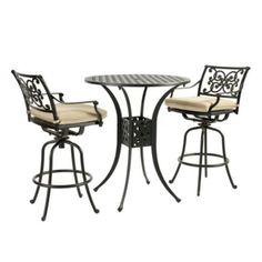Amalfi 3-Piece Bar Set | Ballard Designs