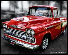 Pictures Of Cameo Pickups American Pickup Trucks, Classic Pickup Trucks, Chevy Pickup Trucks, Gm Trucks, Chevrolet Trucks, Cool Trucks, Old Chevy Pickups, Chevrolet Apache, Defender 90
