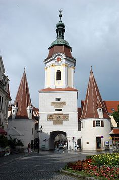 Places Around The World, Around The Worlds, Visit Austria, Maria Theresa, Tower Building, Late Middle Ages, Fortification, 15th Century, Kirchen